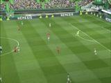 [欧冠]附加赛第1回合:里斯本竞技VS布加勒斯特星 上半场