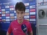 [国足]郑智:很遗憾也很不舍 始终跟球队在一起