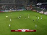 [国际足球]世预赛欧洲区:爱沙尼亚VS波黑 上半场