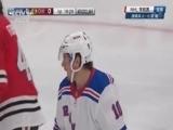 [NHL]常规赛:纽约游骑兵VS芝加哥黑鹰 第一节