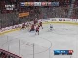 [NHL]常规赛:芝加哥黑鹰VS卡尔加里火焰 第二节