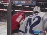 [NHL]常规赛:多伦多枫叶VS渥太华参议员 第一节