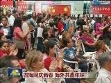 [视频]四海同庆新春 海外共品年味