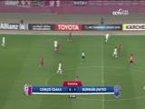 [亚冠]G组第4轮:大阪樱花VS武里南联 上半场