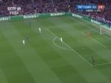 [欧冠]1/4决赛首回合:巴塞罗那VS罗马 下半场