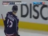 [NHL]季后赛:华盛顿首都人VS哥伦布蓝衣 第二节