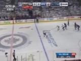 [NHL]西部决赛:拉斯维加斯金骑士VS温尼伯喷气机 第一节