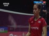 2018年汤尤杯羽毛球赛 尤伯杯1/4决赛 印度尼西亚VS泰国 20180524 2