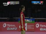 2018年汤尤杯羽毛球赛 尤伯杯1/4决赛 印度尼西亚VS泰国 20180524 3