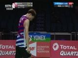2018年汤尤杯羽毛球赛 汤姆斯杯1/4决赛 韩国VS丹麦 20180524 3