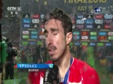 [我爱世界杯]弗尔萨利科:我们已经竭尽全力