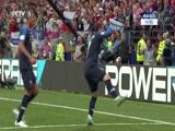 [我爱世界杯]20180716 法国夺冠