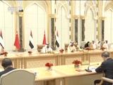 [新闻30分]习近平同阿联酋副总统兼总理、阿布扎比王储举行会谈 双方一致决定建立中阿全面战略伙伴关系