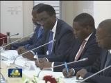 [视频]习近平同塞内加尔总统举行会谈 两国元首一致同意携手努力 推动开创中塞关系更加美好的明天