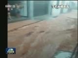 """[视频]台风""""温比亚""""登陆 多地风雨交加"""