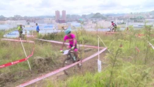 [自行车]多彩贵州自行车联赛安顺经开区站 第二比赛日 2