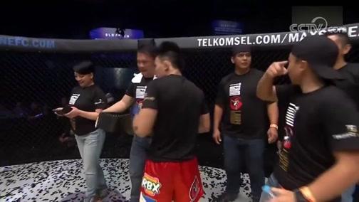 [拳击]ONE冠军赛:内藤祯贵VS约书亚-帕西奥