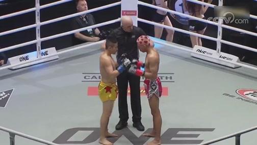[拳击]ONE冠军赛国士无双:谢坚VS彼得丹-凯洋哈道