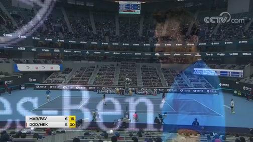 [中网]男双半决赛:马拉克/帕维奇VS多迪格/麦克蒂奇