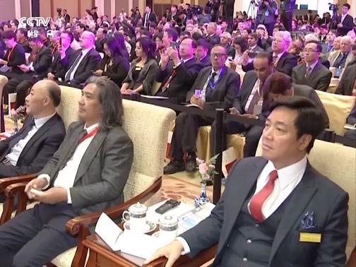 [视频]太湖世界文化论坛第五届年会在京开幕 王晨宣读习近平主席贺信并致辞