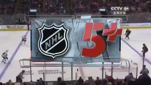 [NHL]常规赛:芝加哥黑鹰VS哥伦布斯蓝衣 第二节