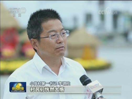 [视频]【壮阔东方潮 奋进新时代——庆祝改革开放40年】小岗村:三产融合 探索发展新路径