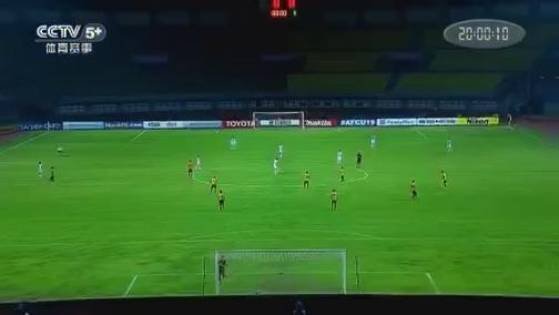 [国际足球]U19亚锦赛:马来西亚VS塔吉克斯坦 上半场