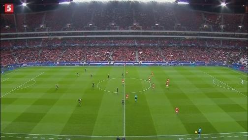[歐冠]小組賽E組第4輪:本菲卡1-1阿賈克斯