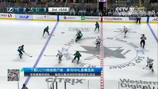 [NHL]常规赛:坦帕湾闪电VS圣何塞鲨鱼 第三节