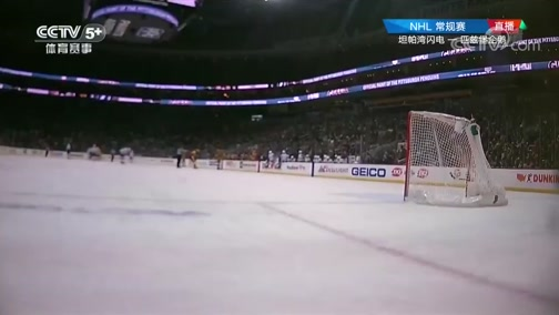 [NHL]常规赛:坦帕湾闪电VS匹兹堡企鹅 第二节