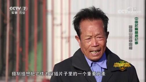 《中国武警》 20190428 晒晒山村幸福感