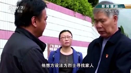 《军旅人生》 20190430 最美退役军人:王启荣/王贵武