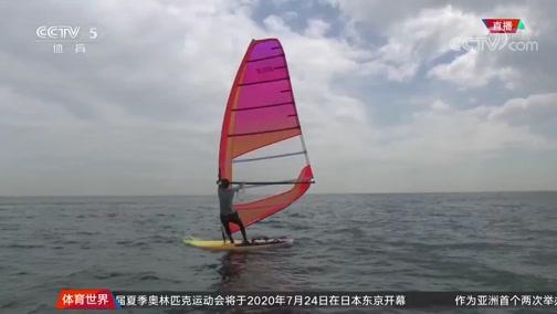 [帆船]实地备战 中国帆船帆板队提前适应奥运节奏(世界)