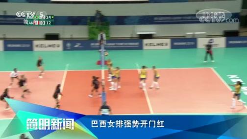 [体育晨报]完整版 20191017