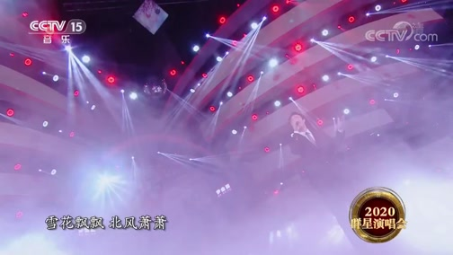 《精彩音乐汇》 20200124 2020群星演唱会 第四辑