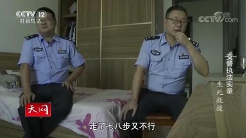 《天网》 20200420 交警执法实录 生死救援