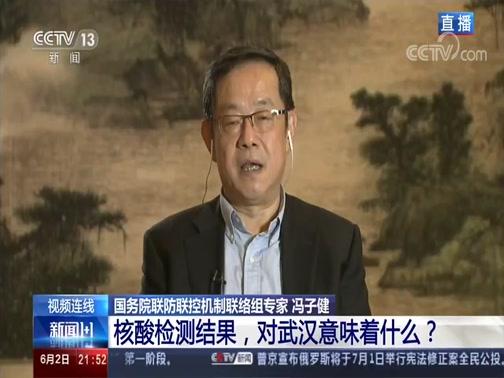 《新闻1+1》 20200602 核酸检测结果,对武汉意味着什么?