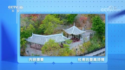《跟着书本去旅行》 20200608 白帝城传奇——杜甫的登高诗情