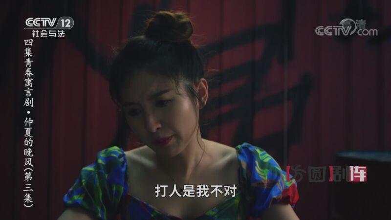 《方圆剧阵》 20200827 四集青春寓言剧·仲夏的晚风(第三集)