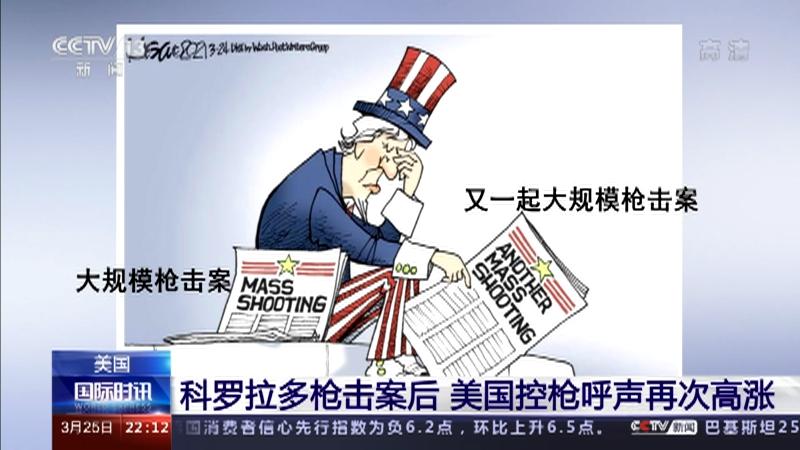 《国际时讯》 20210325