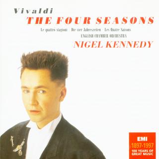 维瓦尔第 四季 协奏曲 肯尼迪