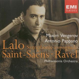 拉罗 西班牙交响曲,圣 桑 第三号小提琴协奏曲,拉威尔 茨冈