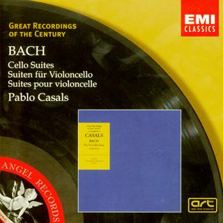 巴赫 大提琴无伴奏组曲 卡萨尔斯