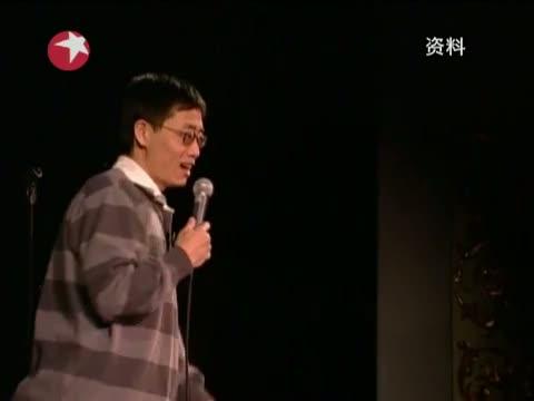 《杨澜访谈录》 20121110 黄西:笑翻美国的东北人