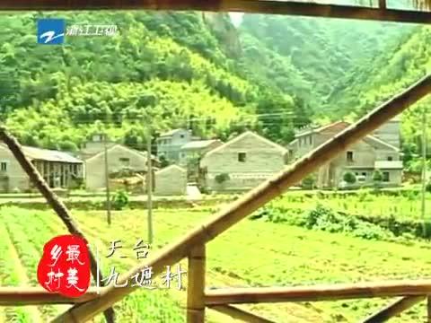 [浙江新闻联播]特别策划:到最美乡村 寻找最美风景 20130612