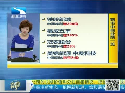 [天生我财]铁岭新城:土地一级开发利润大增,有积极影响 20130802