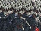 Le défilé militaire