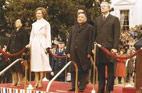 1979<br>Visite officielle du vice-Premier ministre chinois Deng Xiaoping aux Etats-Unis