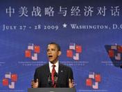 Dialogue stratégique et économique Chine-US