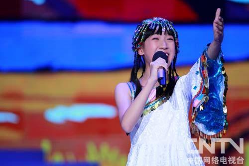 《儿童歌曲大奖赛》决赛第二场《可可西里》